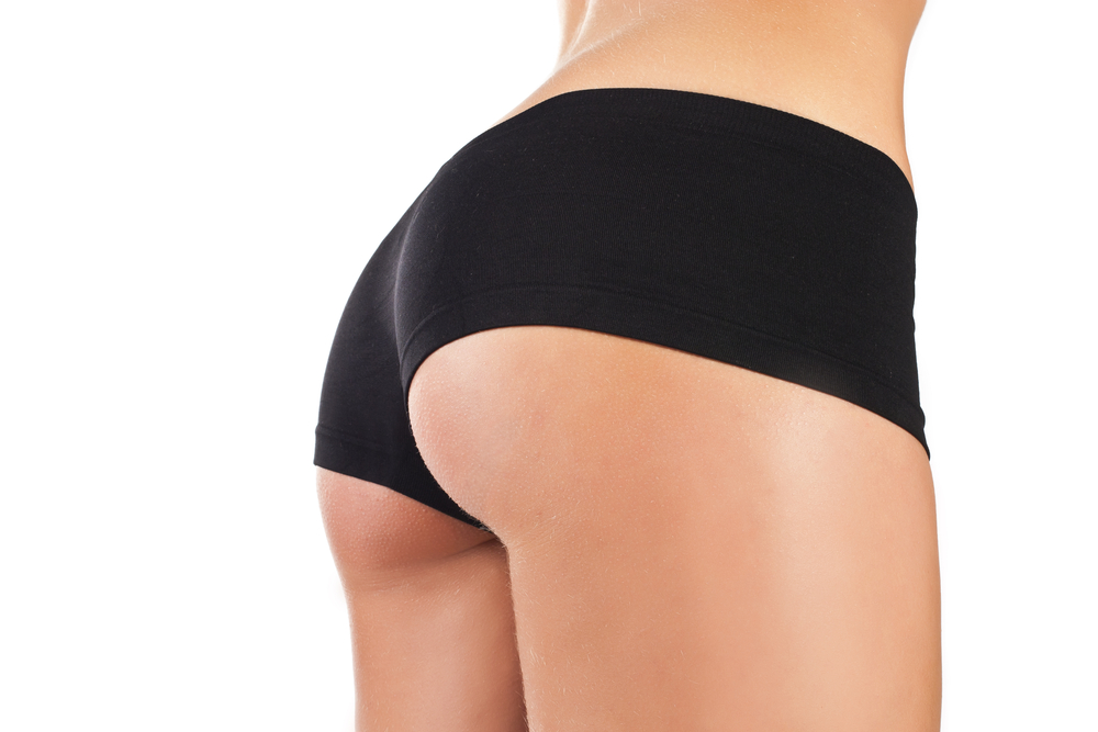 Buttock Augmentation with Implants