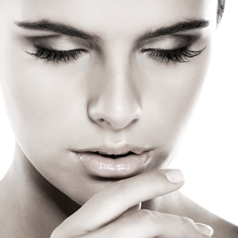Lip Augmentation Using Neck Muscles