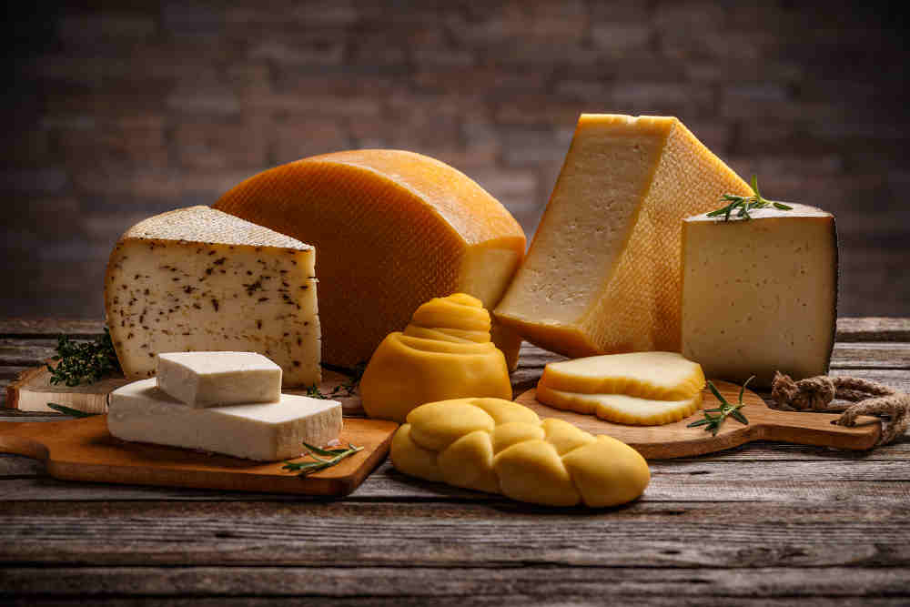 Top Keto Foods - Cheese